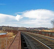 Rivets and Rails by Greg Belfrage