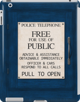 Police Telephone by Rob Goforth