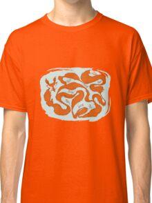 Fox Tail Maze Classic T-Shirt