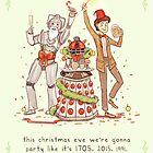 Wibbly Wobbly Timey Wimey Christmas! by AliciaMB