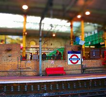 Farringdon Station, LONDON by Somerset33