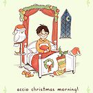 Accio Christmas Morning! by AliciaMB