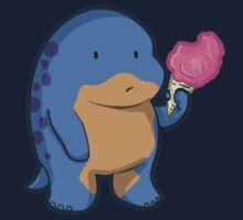 Quaggan looooves Candy One Piece - Long Sleeve