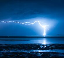 Lightning  by Jack McClane