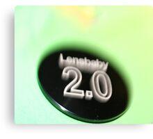 Lensbaby 2.0 Canvas Print