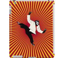 Karate Chimp iPad Case/Skin