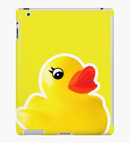 Rubber Ducky [iPad / iPhone / iPod Case] iPad Case/Skin