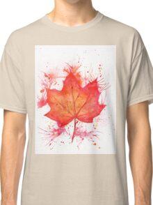 Fall Leaf Classic T-Shirt