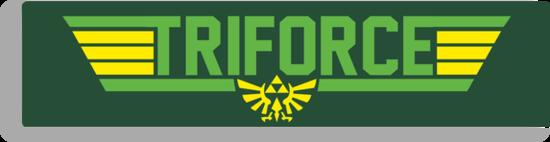 Top Gun Triforce by buzatron