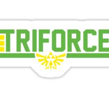 Top Gun Triforce Sticker