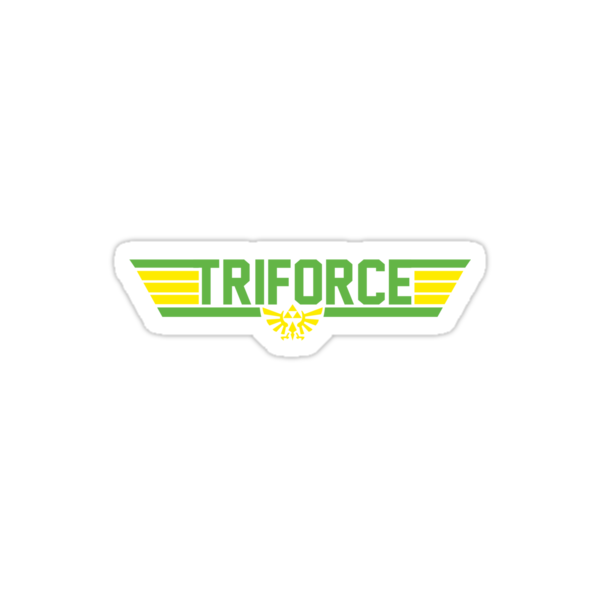 Top Gun Triforce by buzatron