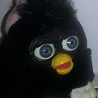 Black Furby Baby by Europa56