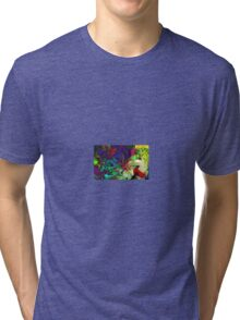 pattern 2 Tri-blend T-Shirt