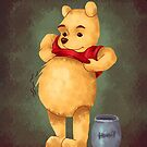 Pooh by Lauren Draghetti