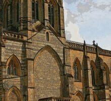 Milton Abbey Church Sticker