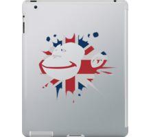 Monkeysplat UK iPad Case/Skin