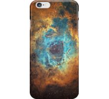 The Rosette Nebula iPhone Case/Skin