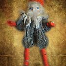 Christmas Nisse by Kay Kempton Raade