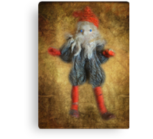 Christmas Nisse Canvas Print