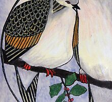 Two Turtle Doves by sarahmorton