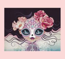 Camila Huesitos - Sugar Skull Kids Tee