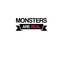 monsters are real, doctor who quote by dclete