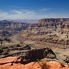 Grand Canyon West Rim by Diana Beato