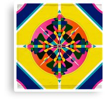 Compass 1 Canvas Print