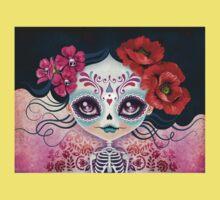 Amelia Calavera - Sugar Skull Kids Tee