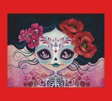 Amelia Calavera - Sugar Skull One Piece - Short Sleeve