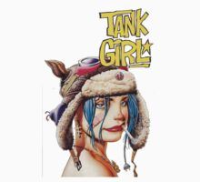 Tank Girl by NanaAlien