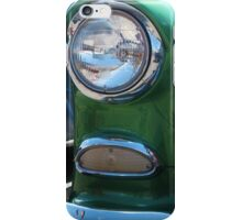 Classic 1950's Car Show iPhone Case/Skin