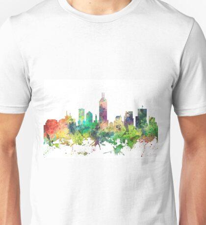 Indiana Indianapolis,  Skyline SP Unisex T-Shirt