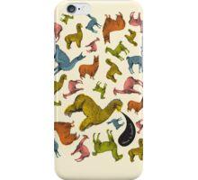 Camelids - Abrace la Diversidad iPhone Case/Skin