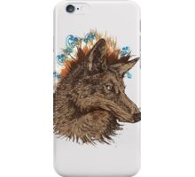 Coyote iPhone Case/Skin