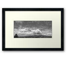 ©HCS PoV Black&White Framed Print