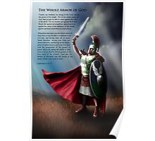 The Whole Armor of God - Poster 2 Poster