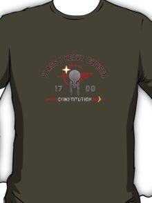 Heavy Class Cruiser Front - Dark T-Shirt