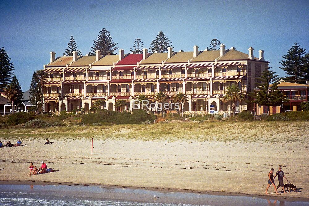 THE MARINES, GRANGE, STH AUSTRALIA by Brett Rogers