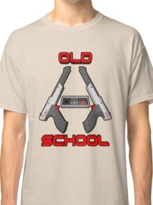 Old School Gamer 2 Classic T-Shirt