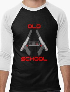 Old School Gamer 2 Men's Baseball ¾ T-Shirt