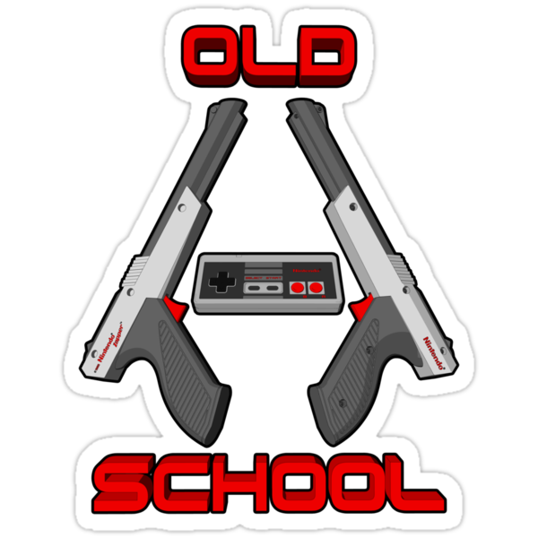 Old School Gamer 2 by ScienceofSpock