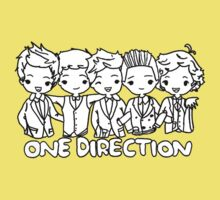 One Direction by bigredbubbles6