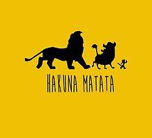 Hakuna Matata by abuehrle