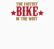 the fastest bike in the west Men's Baseball ¾ T-Shirt