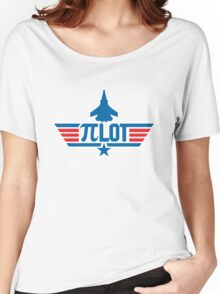 Pi Lot Women's Relaxed Fit T-Shirt