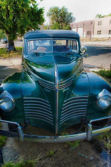 1940 Plymouth Woody Wagon by anorth7
