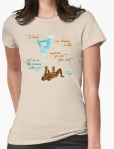 Acro Rumi Womens Fitted T-Shirt