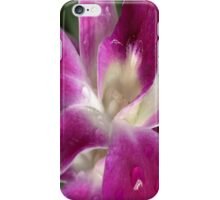 Orchid  ~ National Orchid Garden, Singapore iPhone Case/Skin