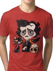 Edgar Poet Tri-blend T-Shirt
